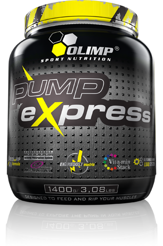 Olimp Pump Express 2.0 - 660g