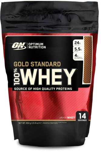 Optimum Nutrition 100% Whey Gold Standard - 450g