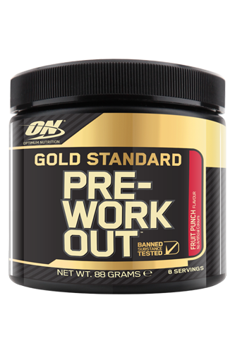 Optimum Nutrition Gold Standard Pre Workout - 88g Probe - Abbildung vergrößern!