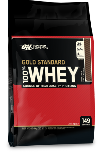 Optimum Nutrition 100% Whey Gold Standard - 4545g
