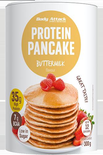 Body Attack Protein Pancake - 300g - Abbildung vergrößern!