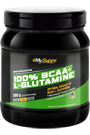 My Supps 100% BCAA plus Glutaminsäure - 500g