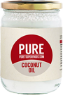 Pure Superfoods Coconut Oil - 400g