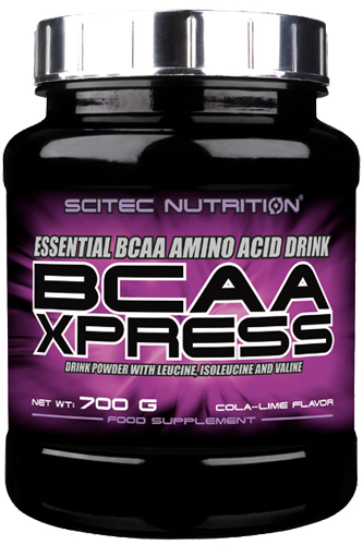 Scitec Nutrition BCAA XPRESS - 700g - Abbildung vergrößern!