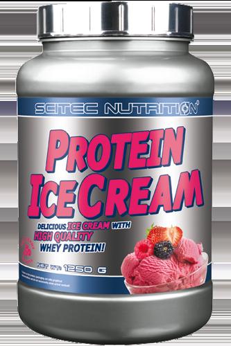 Scitec Nutrition Protein Ice Cream - 1250g - Abbildung vergrößern!