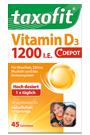 Taxofit Vitamin D3 1200 - 45 Tabletten Restposten