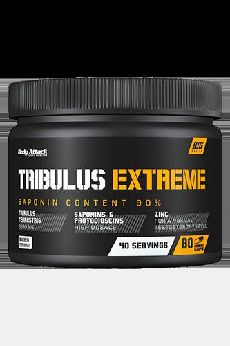 Body Attack Tribulus Extreme - 80 Caps - Abbildung vergrößern!
