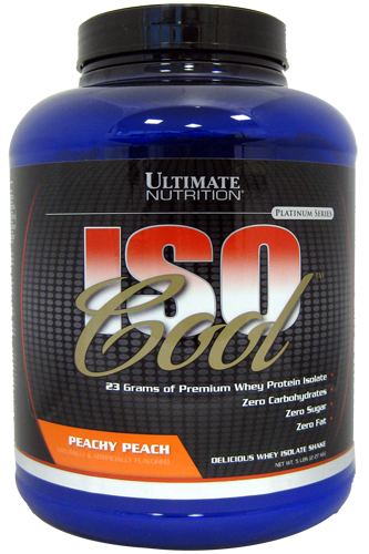 Ultimate Nutrition Isocool - 2270g
