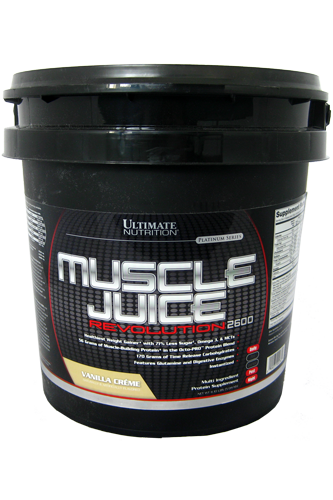 Ultimate Nutrition Muscle-Juice Revolution - 5000g