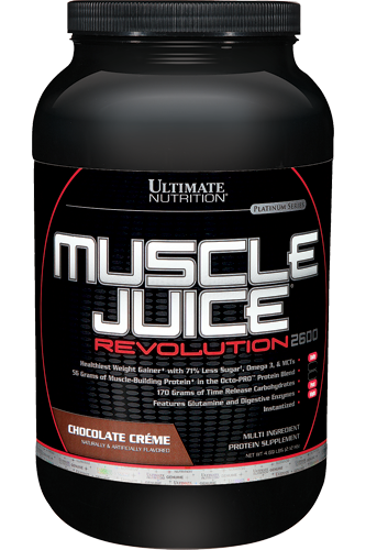 Ultimate Nutrition Muscle-Juice Revolution - 2100g - Abbildung vergrößern!