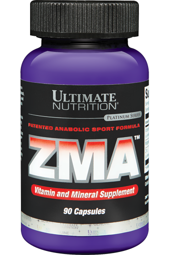 Ultimate Nutrition ZMA - 90 Caps