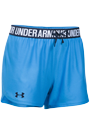 Under Armour Shorts Damen Play Up - blue