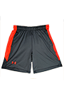 Under Armour Herren Shorts Raid grau rot