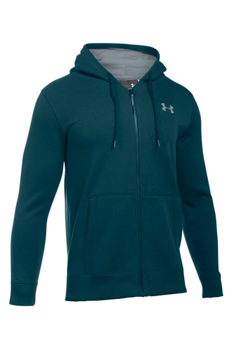 Under Armour Hoodie Jacke Herren Storm Rival - blue