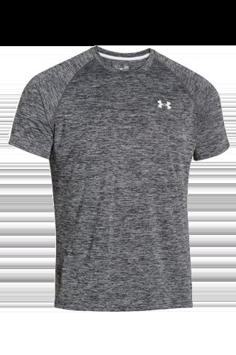 Under Armour Shirt Tech - black - Abbildung vergrößern!