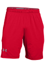 Under Armour Shorts Raid - red