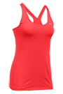 Under Armour Tanktop Racer - pomegranate