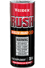 Weider Rush Energized Orange - 250ml