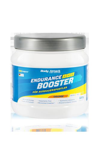 Body Attack Endurance Booster - 320g - Abbildung vergrößern!