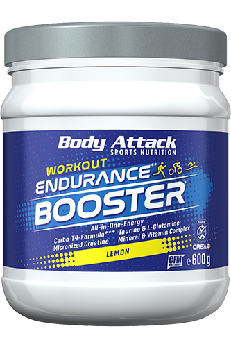 Body Attack Endurance Booster - 600g - Abbildung vergrößern!