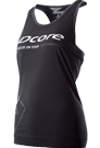 Dcore Tag Loose Tank - Black