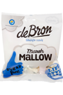 de Bron Low Sugar Marsh Mallows 75g