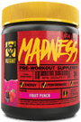 Mutant Madness Pre Workout - 225g