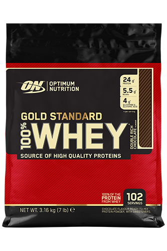 Optimum Nutrition 100% Whey Gold Standard - 3,16 kg